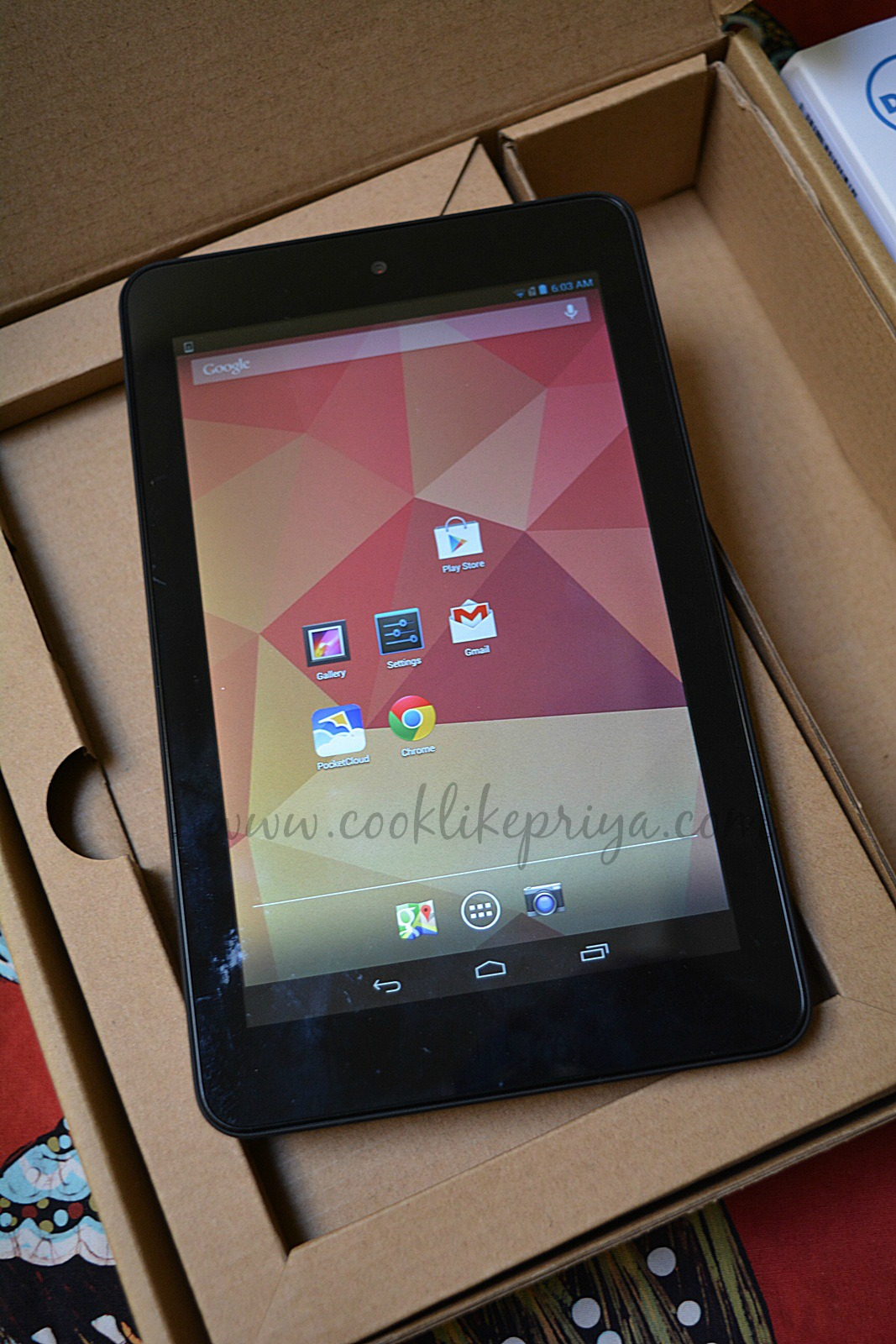 Dell Venue blogger review