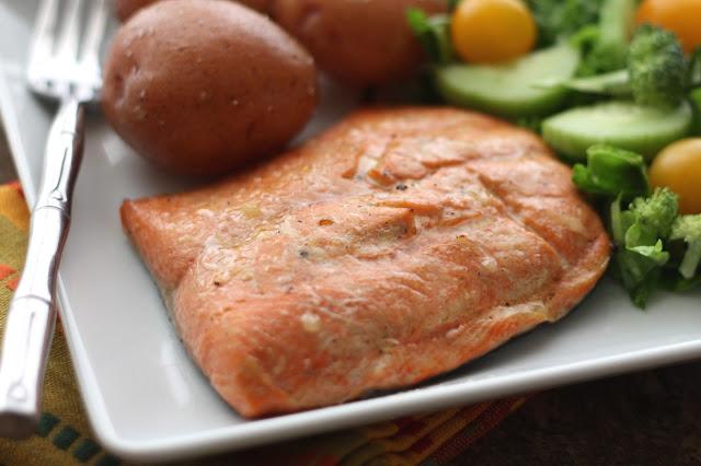 Orange Citrus Salmon recipe by Barefeet In The Kitchen