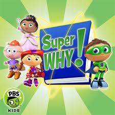 PBS Super Why!