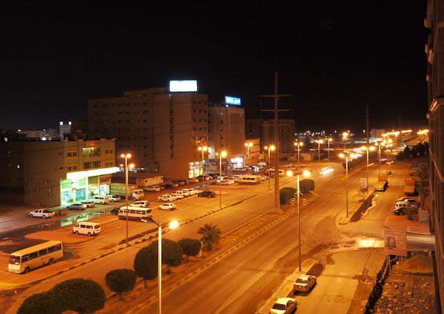 Al-Jubail @ 9.30 PM