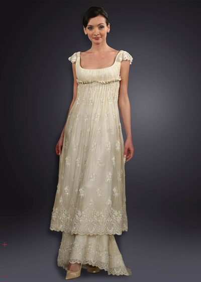 Le petit drapiere with anthropologie j crew in my closet for Vintage simple wedding dress