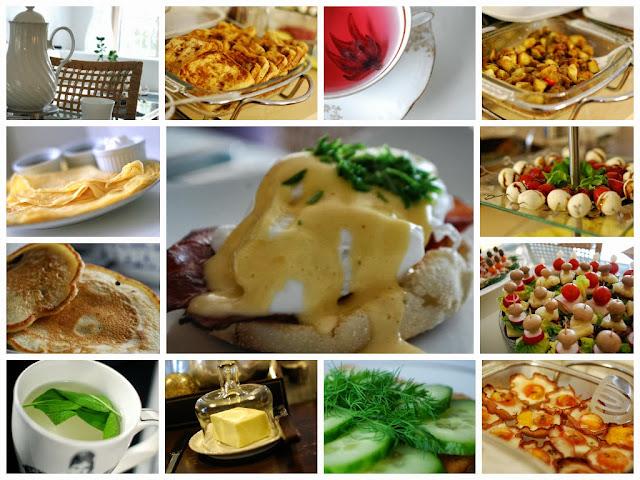 Brunch Ideen - Frühstück