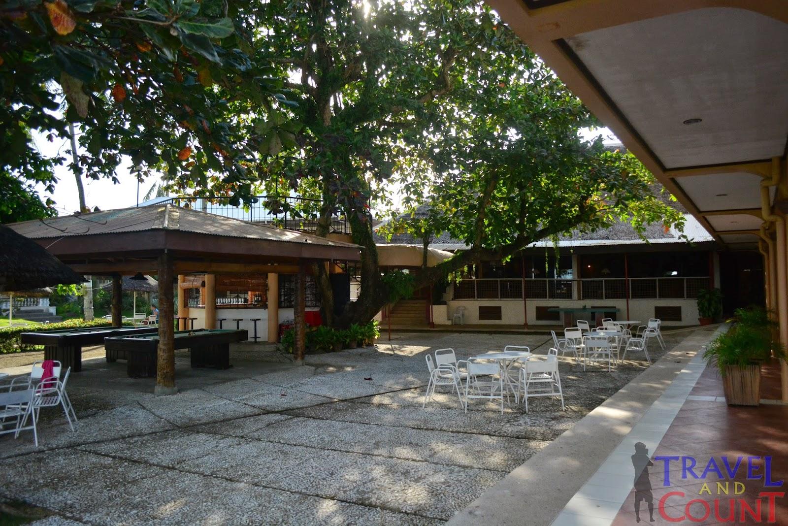 Paras Beach Resort Amenities Camiguin