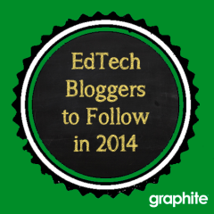 11 EdTech Bloggers to Follow 2014