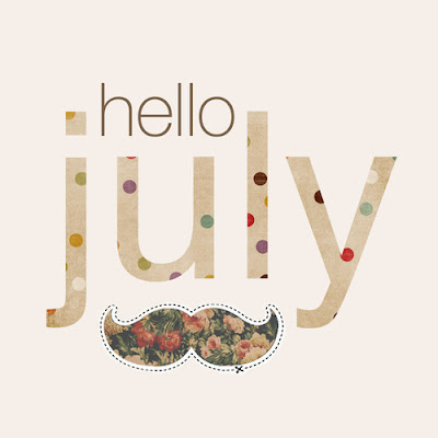 So let's say hello to July :D