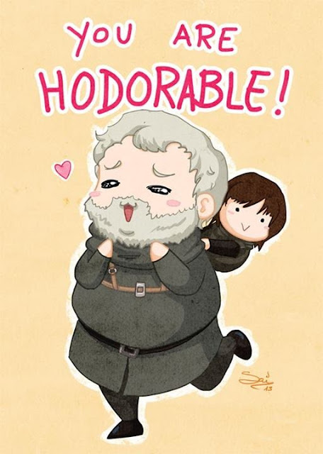 Eres hodorable - Juego de Tronos en los siete reinos
