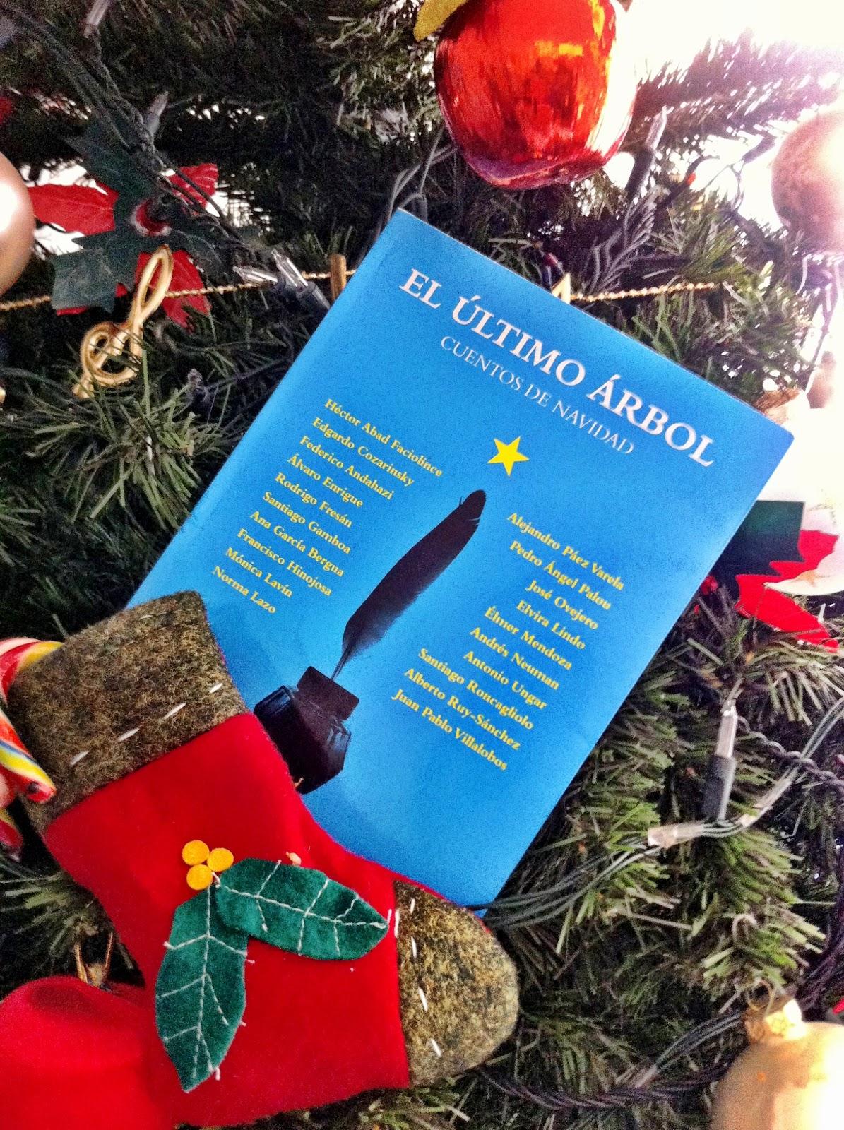 El ltimo rbol cuentos de navidad hojeando libros - Cuento del arbol de navidad ...