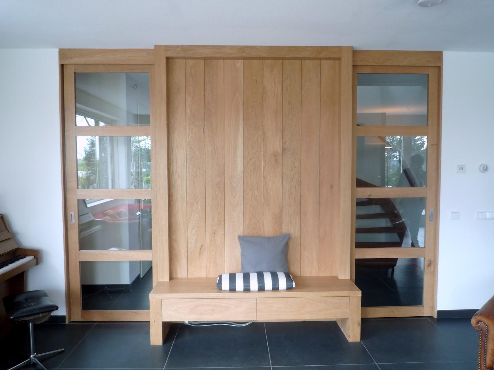 Woonkamer Deur Met Glas : Alternatief voor openslaande deuren/moderne ...