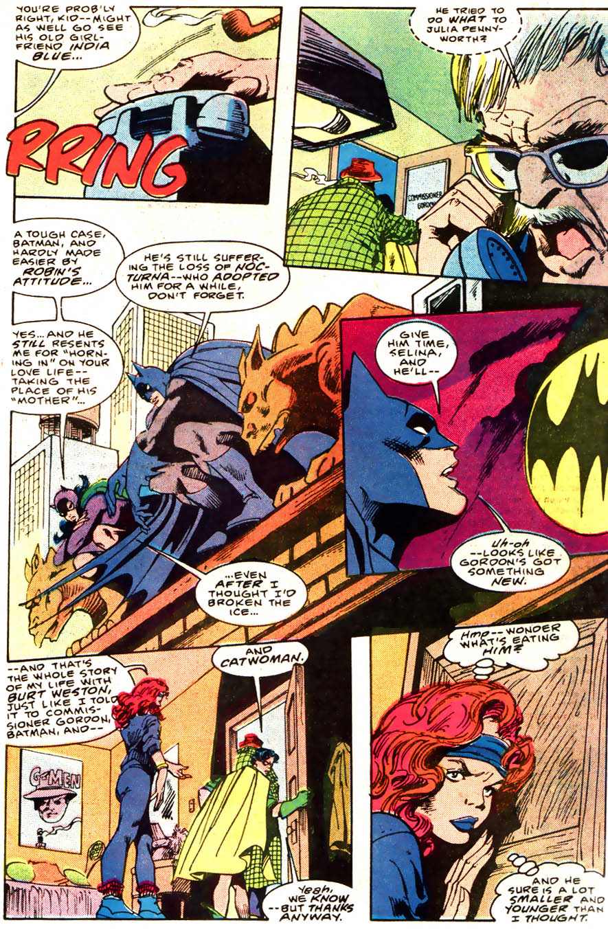 Detective Comics (1937) Issue #562 Page 11