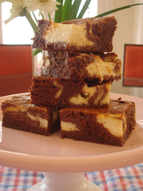 marmolados (brownie+cheesecake)