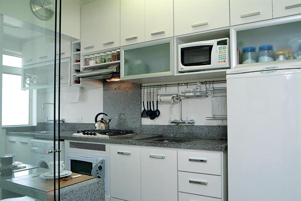MBR Decorações e Artesanato Como decorar cozinha pequena