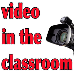 Using videos in the classroom is a helpful tool.