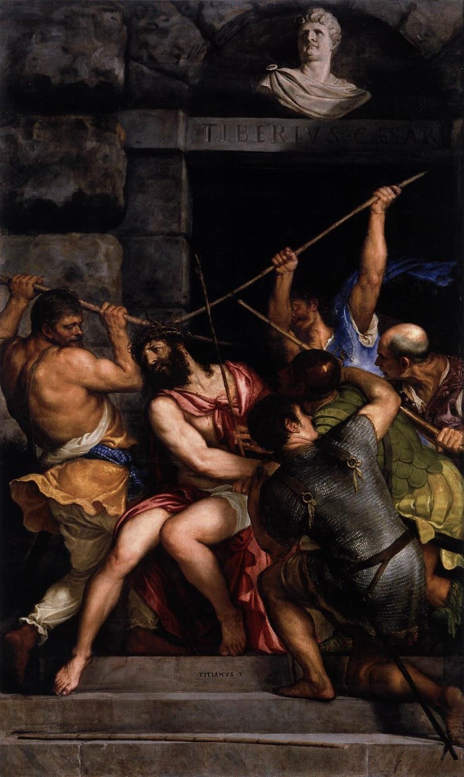 Ad Imaginem Dei: The Third Sorrowful Mystery – The ...