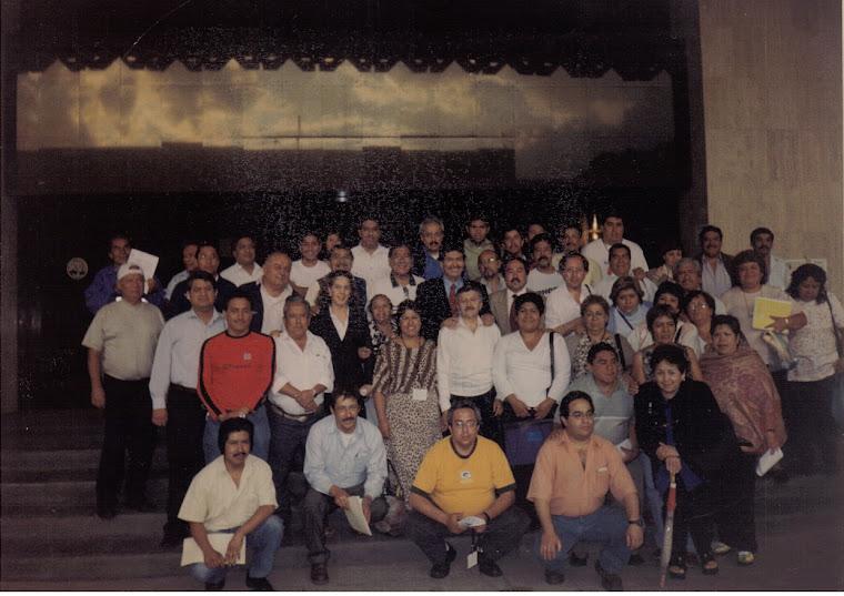 MOVIMIENTO 17 DE MARZO EN LA CÁMARA DE DIPUTADOS AÑO 2004