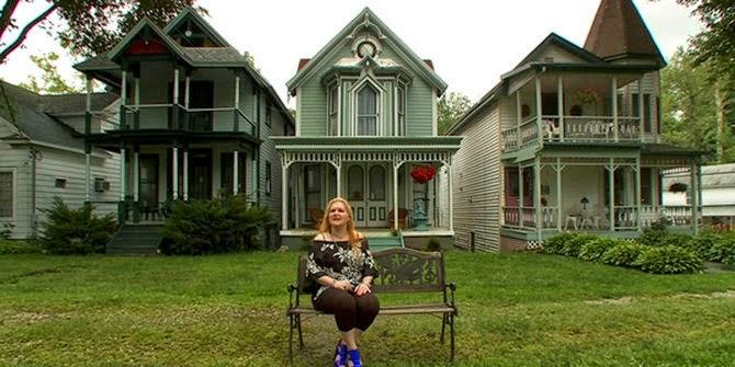 Kota Lily Dale, Amerika Serikat