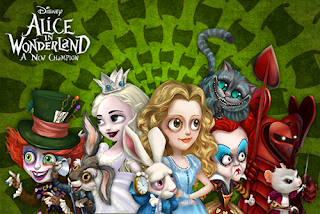 Alice in Wonderland: A New Champion