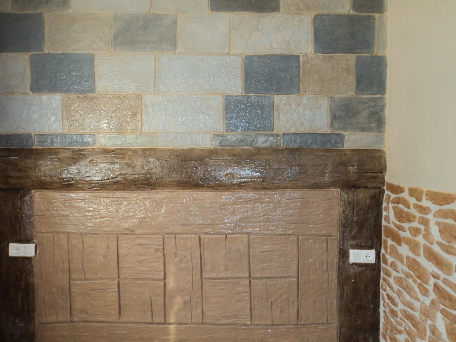 Decoracion de paredes con relieves decoracion de - Cabeceros de piedra ...