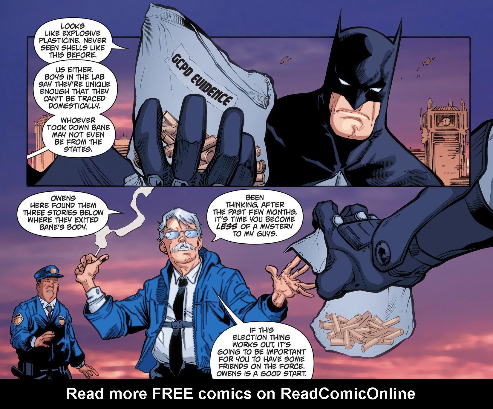 Batman: Arkham Knight [I] chap 39 pic 5