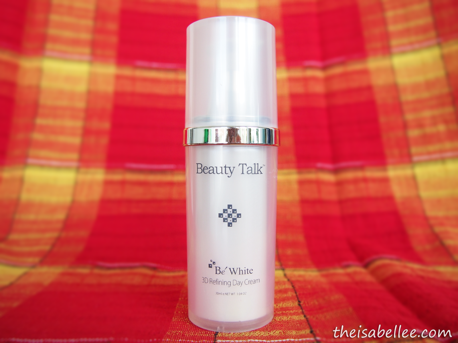 Beauty Talk 3D Refining Day Cream