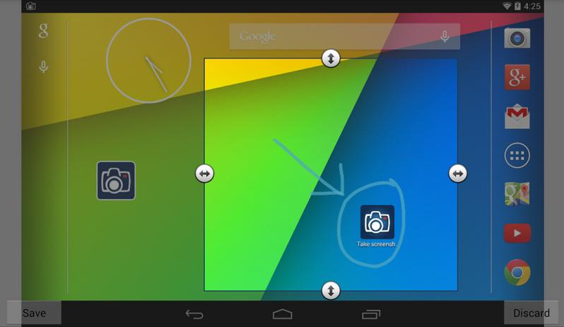 Screenshot Ultimate - Aplikasi Screenshot Android