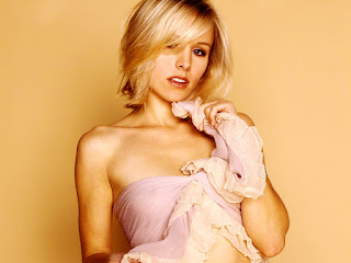 Kristen Bell HD Wallpaper