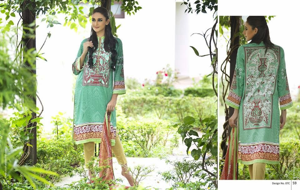 long summer lawn dresses