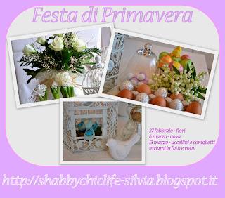 Shabby Chic Life-Silvia