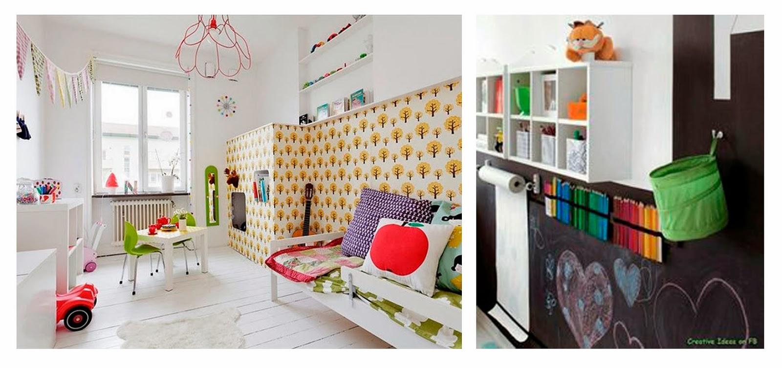 Design craft kids room camera dei bambini - Camera dei bambini ...