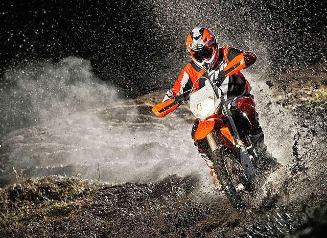 KTM 450 EXC New Dirt Bikes