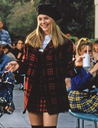 Street Scene Vintage Outfit Inspiration 90 S As If Clueless Style