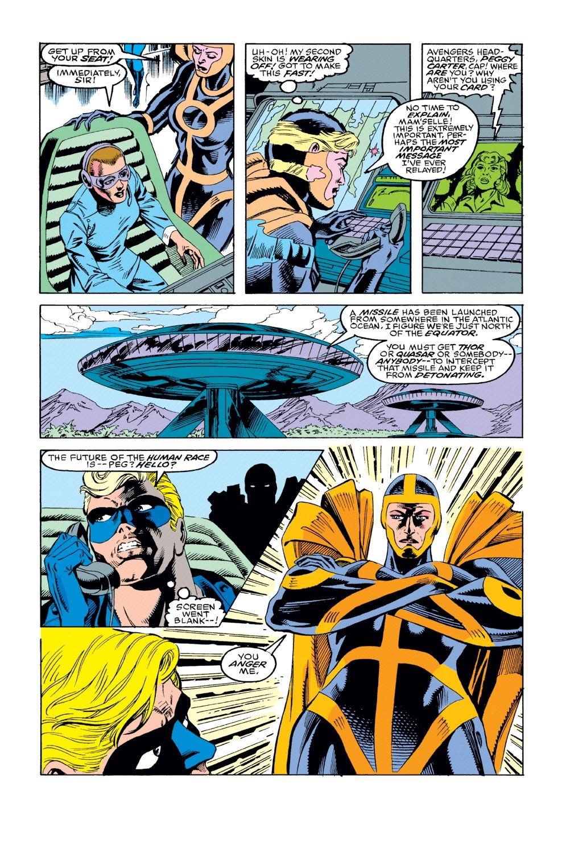 Captain America (1968) Issue #392 #325 - English 14