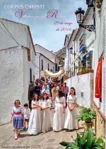 Corpus Christi en Villaluenga 2016