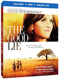 Giveaway - The Good Lie Blu-ray/DVD