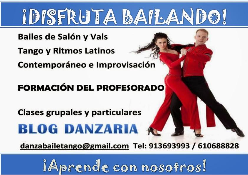 Danzaria madrid semana del baile de sal n en danzaria for Academias de bailes de salon en madrid