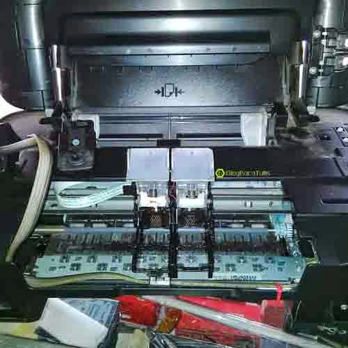 Cara Mengisi Tinta Printer / Cartridge Canon