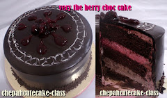 Cake: Very Bery Choc