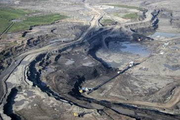 Tar Sands -- XL Keystone Pipeline -- Canada/U.S. Folly