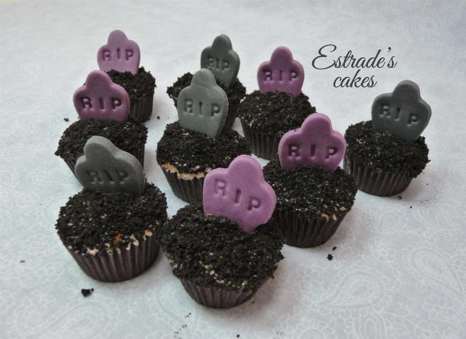 cupcakes de tumbas - 1