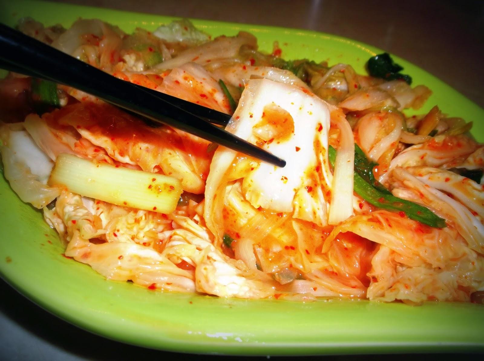 Salata Korel: yemek tarifi tarifi