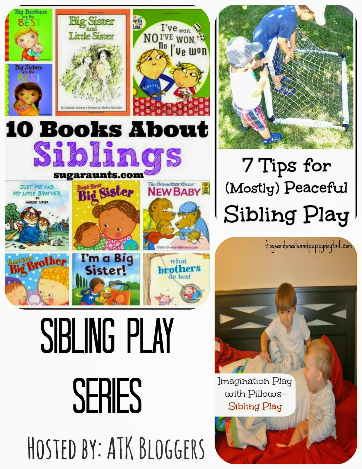Sibling Play Series