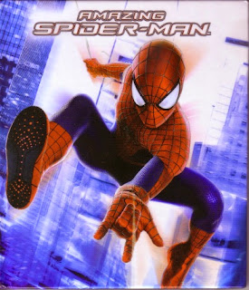Front cover of McDonald's The Amazing Spider-Man 3 #8: Activity Book