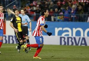 ¡Primer gol de Falcao García en el 2013!
