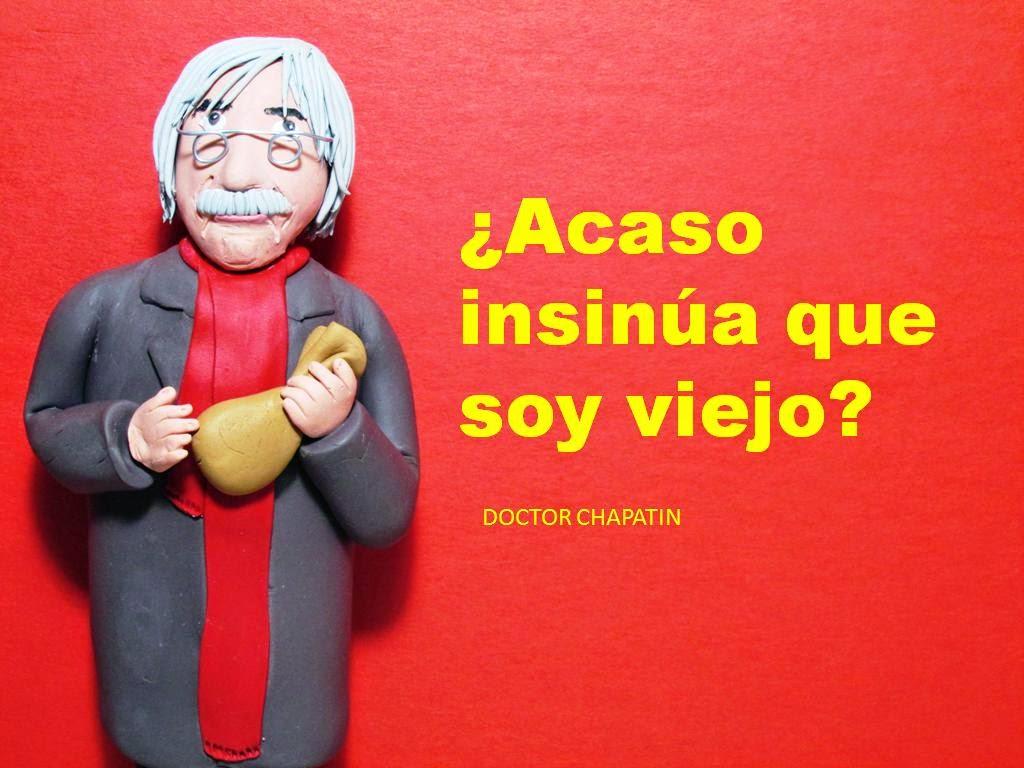 El Blog De Plastilina D Doctor Chapatin