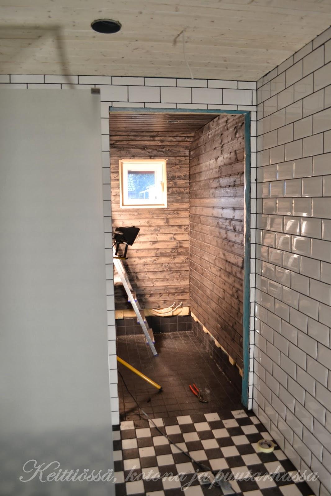 musta sauna