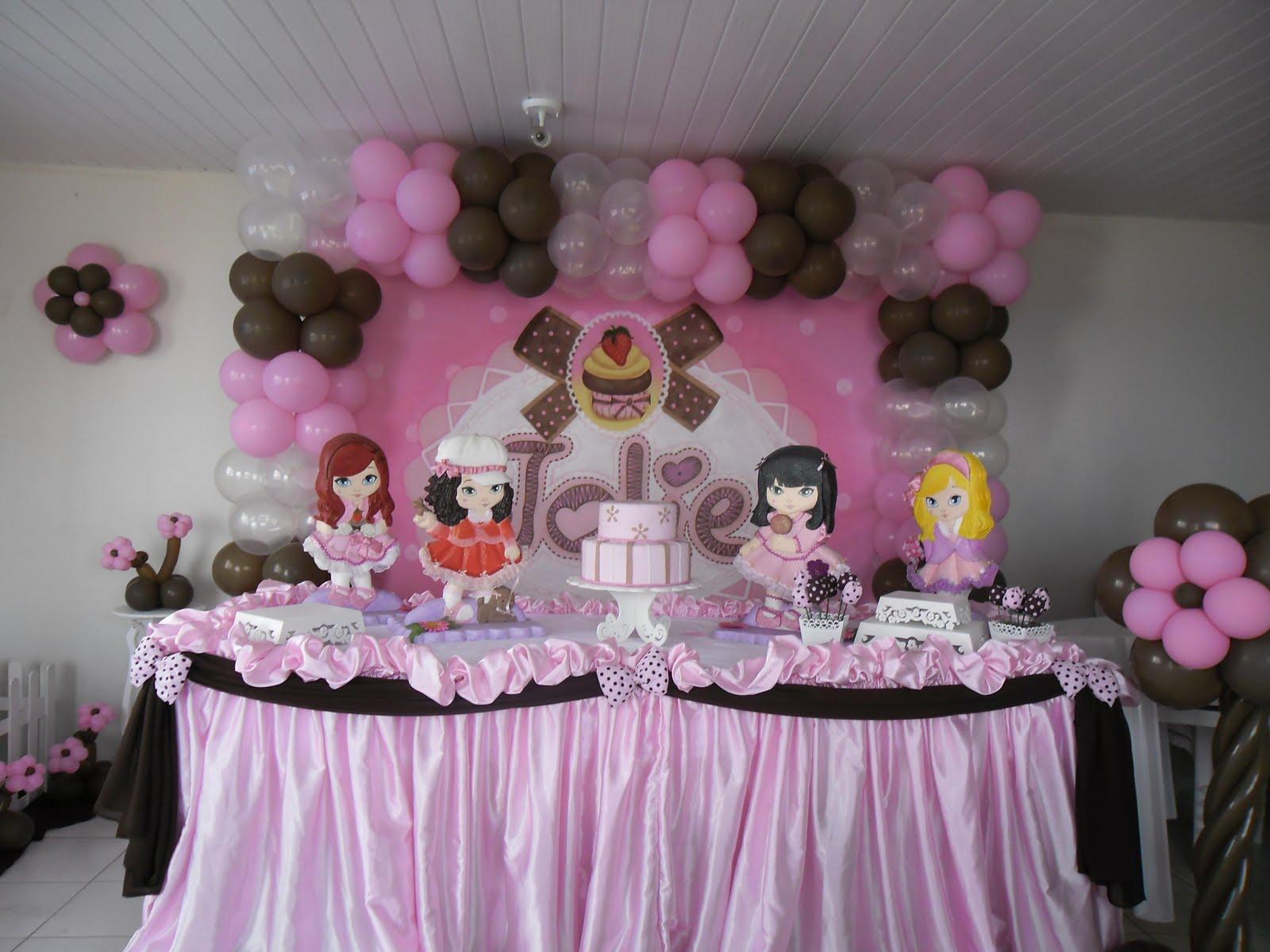 Decoração e Projetos | DECORAÇÃO DE FESTA INFANTIL
