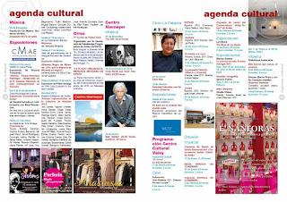 agenda cultural de avilés y comarca