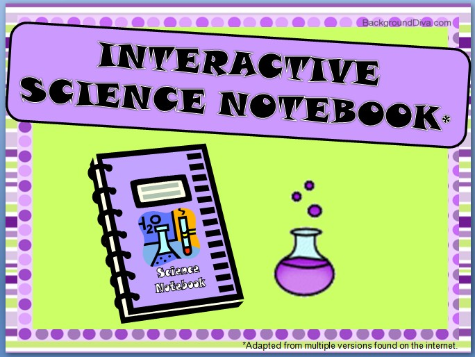 The Science Diva: ISN...Interactive Science Notebooks!