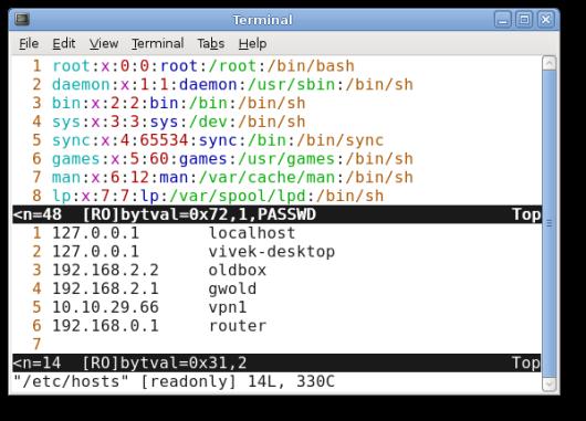 Также в akelpad есть многоуровневая методика отката событий, список последних открытых файлов