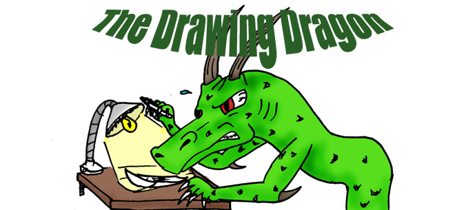 The Drawing Dragon
