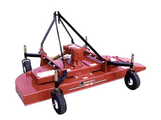Bush Hog FTH-720 Finishing Mower